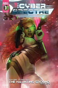 [Cyber Spectre #1 (Oracle KS Cover - Signed Edition) (Product Image)]