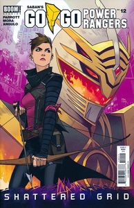 [Go Go Power Rangers #12 (Main & Mix Sg) (Product Image)]