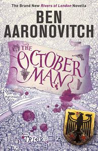 [The October Man: A Rivers Of London Novella (Hardcover Signed Edition) (Product Image)]