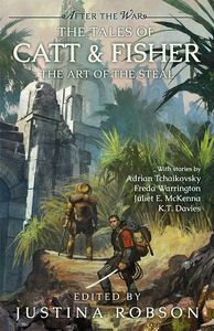 [The Tales Of Catt & Fisher: The Art Of The Steal (Product Image)]