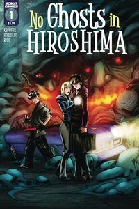[No Ghosts In Hiroshima #1 (Cover B 10 Copy Alberto Rios Unlock) (Product Image)]