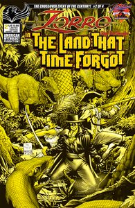 [Zorro: In Land That Time Forgot #2 (Cover B Limited Edition Ranaldi) (Product Image)]