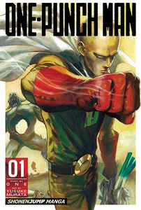 [One-Punch Man: Volume 1 (Product Image)]
