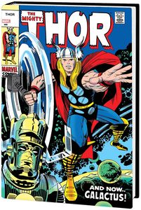 [The Mighty Thor Omnibus: Volume 3: (DM Kirby Variant Edition Hardcover) (Product Image)]