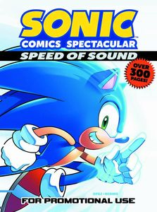 [Sonic: Comics Spectacular: Speed Of Sound (Product Image)]