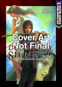 [Demon City Shinjuku: The Complete Edition (Novel) (Product Image)]