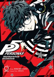 [Persona 5: Mementos Missions: Volume 1 (Product Image)]