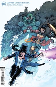 [Justice League: Dark #29 (Variant) (Product Image)]