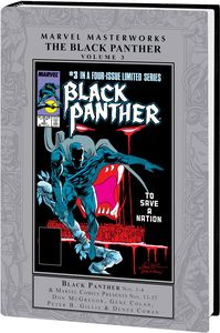 [Marvel Masterworks: Black Panther: Volume 3 (Hardcover) (Product Image)]
