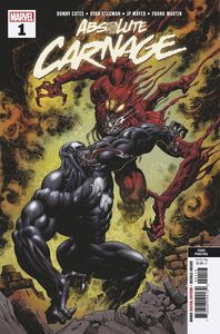 [Absolute Carnage #1 (3rd Printing New Art Variant) (Product Image)]