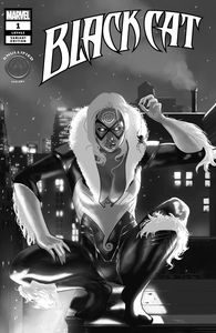 [Black Cat #1 (Clarke Knullified Variant) (King In Black) (Product Image)]
