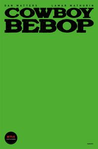 [Cowboy Bebop #1 (Cover G Colored Blank Sketch) (Product Image)]