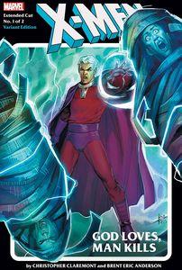 [X-Men: God Loves Man Kills: Extended Cut #1 (Reis Variant) (Product Image)]