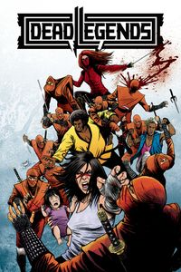 [Dead Legends II: Premier Edition (Cover A Gavin Smith) (Product Image)]