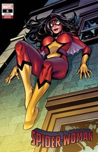 [Spider-Woman #6 (Lupacchino Variant) (Product Image)]
