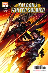 [Falcon & Winter Soldier #1 (Product Image)]