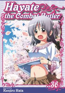 [Hayate The Combat Butler (Product Image)]
