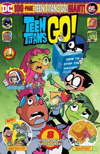 [Teen Titans: Go: Giant Edition #1 (Product Image)]
