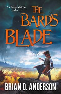 [The Bard's Blade (Product Image)]