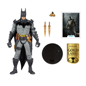 [DC Multiverse: Gold Label Collection Action Figure: Batman (Todd McFarlane) (Product Image)]