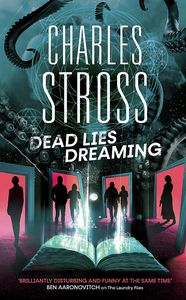 [The New Management: Book 1: Dead Lies Dreaming (Product Image)]