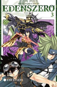 [Edens Zero: Volume 3 (Product Image)]