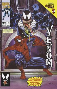 [Venom #35 (200th Issue Joe Jusko Marvel Masterpiece Variant) (Product Image)]
