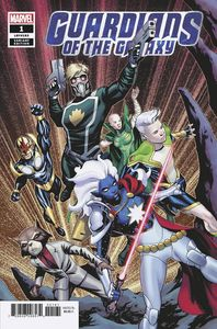 [Guardians Of The Galaxy #1 (Mckone Variant) (Product Image)]
