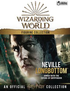 [Wizarding World Figurine Collection #32: Neville Longbottom (Product Image)]