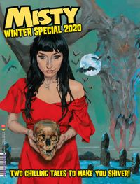 [The cover for Misty Winter (Special 2020 One Shot)]