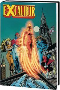 [Excalibur: Omnibus: Volume 1 (Davis First Issue Hardcover) (Product Image)]