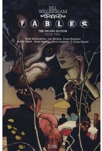 [Fables: Deluxe Edition: Volume 2 (Hardcover - Titan Edition) (Product Image)]
