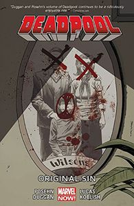 [Deadpool: Volume 6: Original Sin (Product Image)]