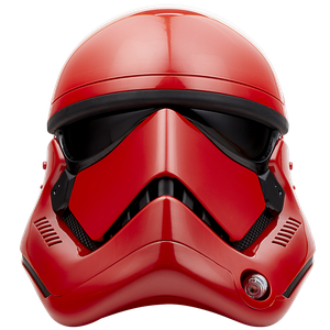 [Star Wars: Galaxy's Edge: Black Series Replica Helmet: Captain Cardinal (Product Image)]