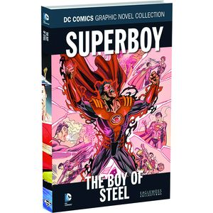 [DC Graphic Novel Collection: Volume 128: Superboy The Boy Of Steel (Product Image)]