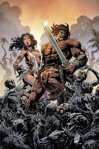 [Cimmerian: Iron Shadows In The Moon #1 (Level Virgin Variant) (Product Image)]