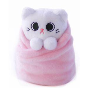 [Purrito: Plush: Mochi (Product Image)]