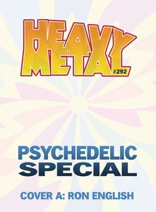 [Heavy Metal #292 (Cover A English) (Product Image)]