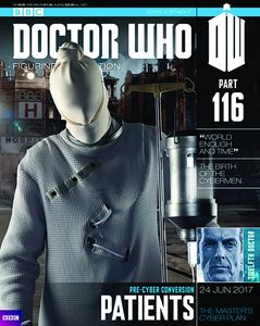 [Doctor Who: Figurine Collection Magazine #116 Patients (Product Image)]