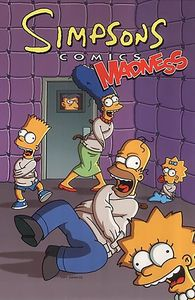 [The Simpsons Comics: Comics Madness (Product Image)]