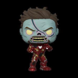 [Marvel: What If...?: Pop! Vinyl Figure: Zombie Iron Man (Product Image)]