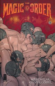 [Magic Order #3 (Cover A Coipel) (Product Image)]