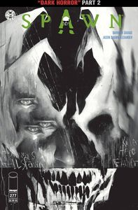 [Spawn #277 (Cover B Black & White Alexander) (Product Image)]