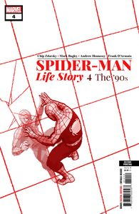 [Spider-Man: Life Story #4 (Of 6) (2nd Printing Bagley Variant) (Product Image)]