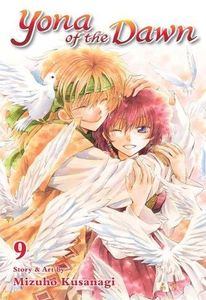 [Yona Of The Dawn: Volume 9 (Product Image)]