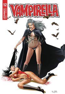 [Vampirella #12 (Cover D Gunduz) (Product Image)]