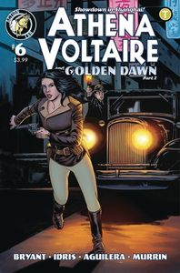 [Athena Voltaire: 2018 Ongoing #6 (Cover A Bryant) (Product Image)]