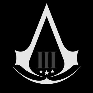 [Assassin's Creed 3: T-Shirts: Crest Logo (Product Image)]