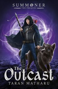 [Summoner: The Outcast (Hardcover) (Product Image)]