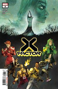 [X-Factor #8 (Product Image)]